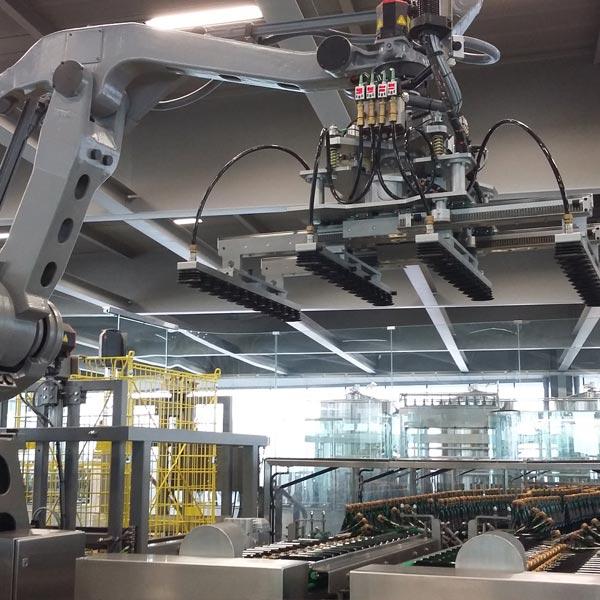ALLIANS ROBOTICS - EMBOXEUR - DÉBOXEUR TRANSFERT