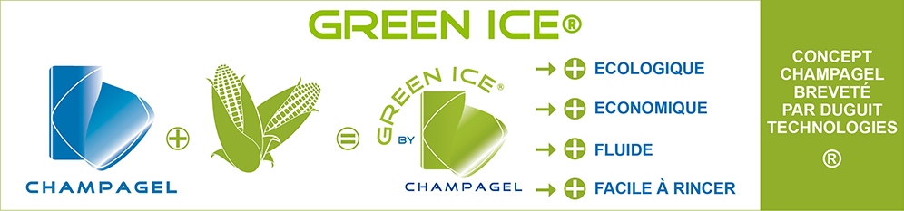 GREEN ICE - concept